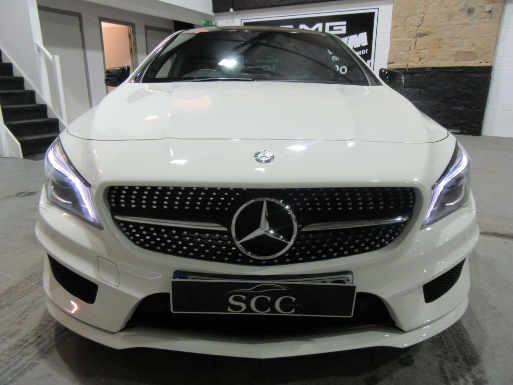 used mercedes cla 220 cdi for sale guiseley west yorkshire. Black Bedroom Furniture Sets. Home Design Ideas