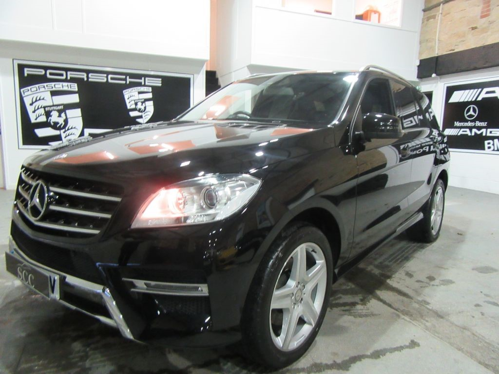 Used mercedes ml350 for sale guiseley west yorkshire for Used mercedes benz ml350 for sale
