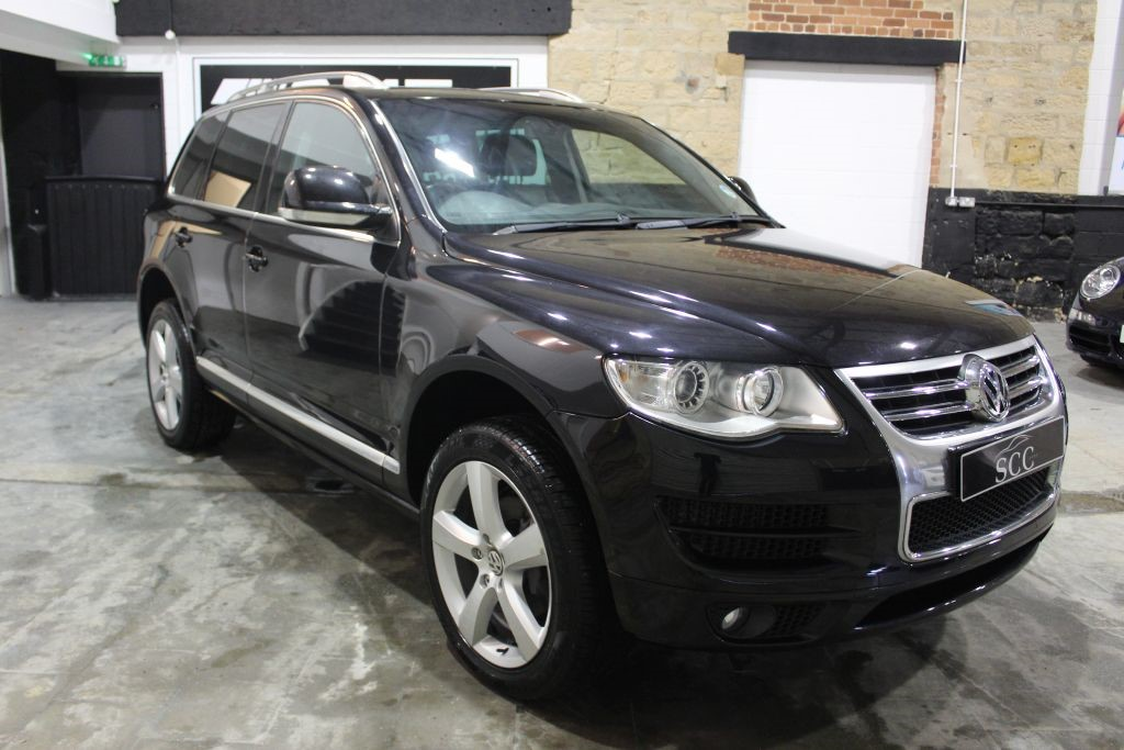 used vw touareg for sale guiseley west yorkshire. Black Bedroom Furniture Sets. Home Design Ideas