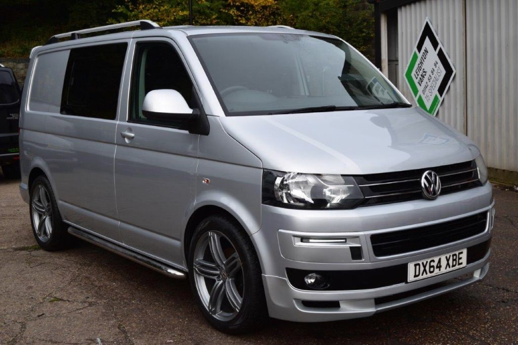 Reflex Silver Vw Transporter For Sale South Yorkshire