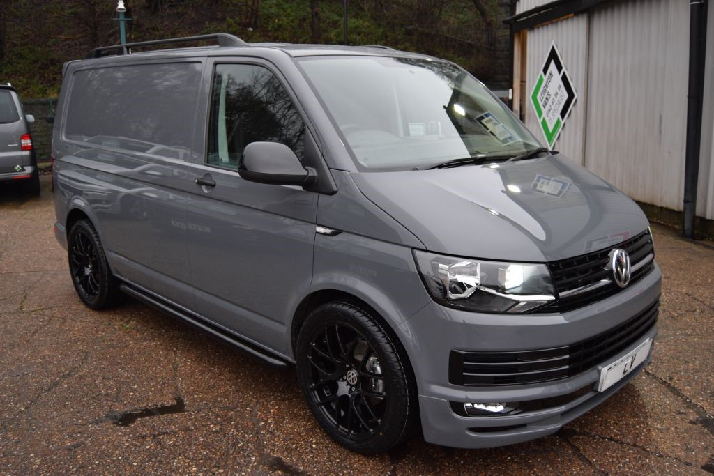 Pure Grey VW Transporter for Sale | South Yorkshire
