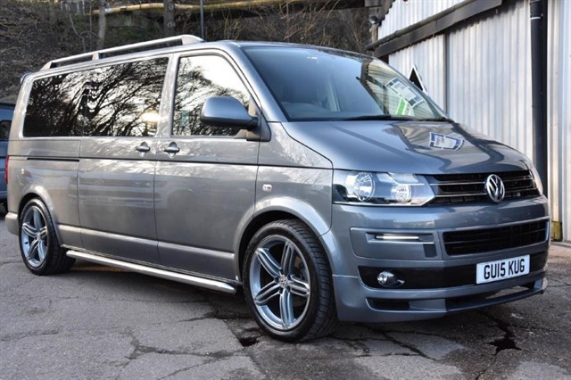 Vw Transporter T6 For Sale Volkswagen T5 Sportline Kombi