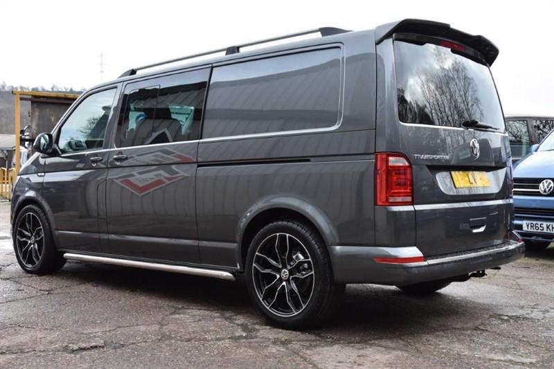 Indium Grey Metallic Vw Transporter For Sale South Yorkshire