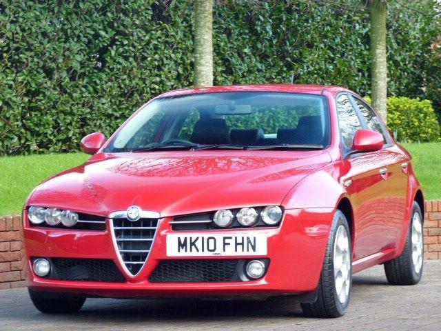 used Alfa Romeo 159 JTDM 16V TURISMO in dorset