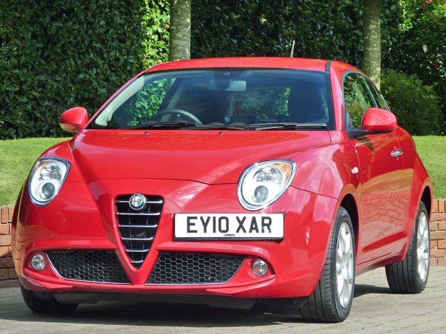 used Alfa Romeo Mito 1.4 LUSSO MULTIAIR  in dorset