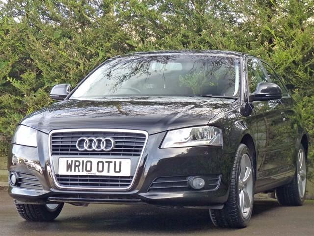 used Audi A3 1.6 MPI SE TECHNIK in dorset