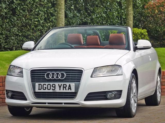 used Audi A3 2.0 TDI SPORT in dorset