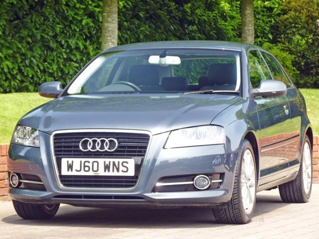used Audi A3 TDI SPORT in dorset