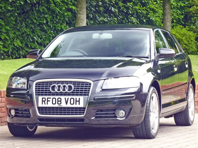 used Audi A3 2.0 TDI SE in dorset