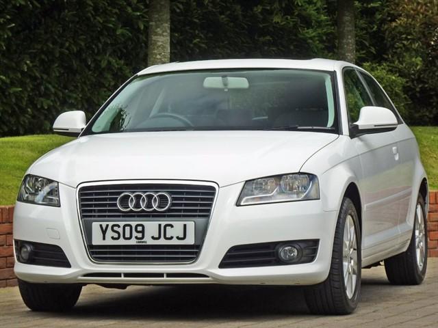 used Audi A3 TFSI SE in dorset