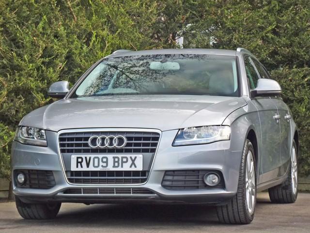 used Audi A4 AVANT 2.0 TDI SE  in dorset