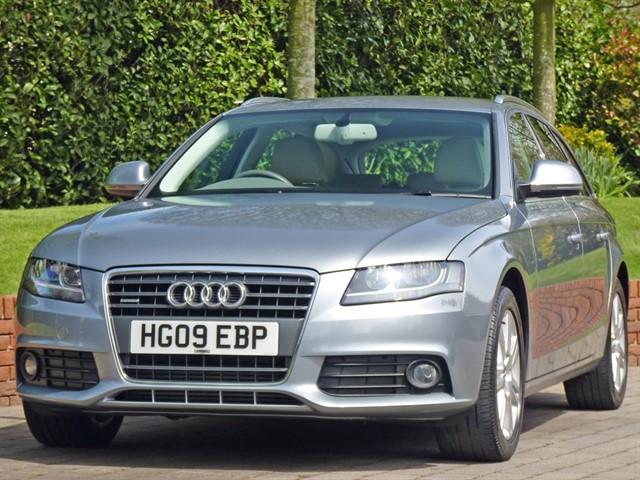 used Audi A4 Avant 2.0 TFSI QUATTRO SE in dorset