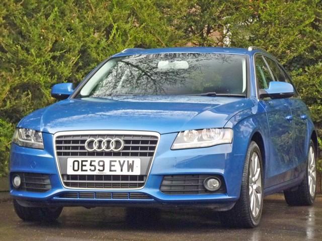 used Audi A4 AVANT 1.8 TFSI SE in dorset