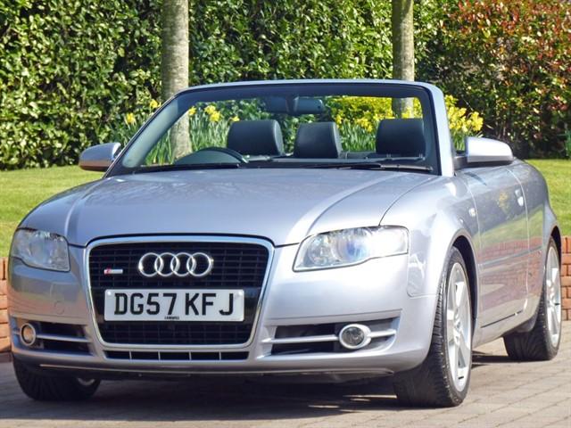 used Audi A4 2.0 T FSI S LINE in dorset