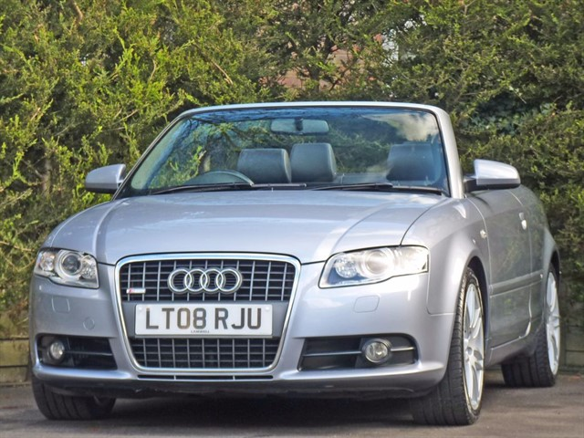 used Audi A4 2.0 TFSI S-LINE Automatic in dorset