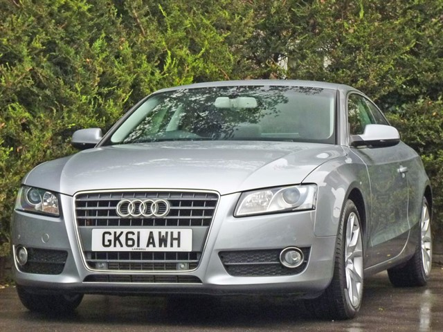 used Audi A5 2.0 TFSI SPORT COUPE AUTOMATIC  in dorset