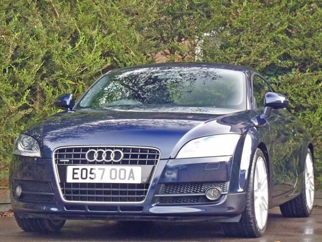 used Audi TT 3.2 V6 QUATTRO in dorset
