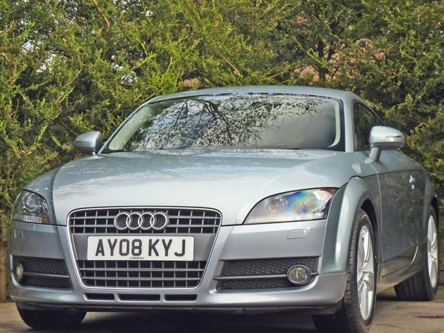 used Audi TT TFSI in dorset