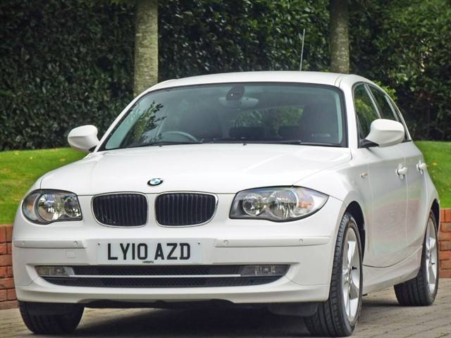used BMW 116d 2.0 SPORT in dorset
