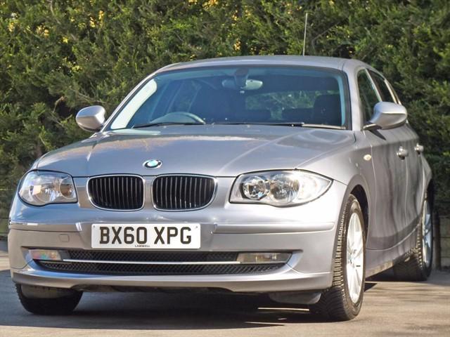 used BMW 116d 2.0 SE TURBO DIESEL in dorset