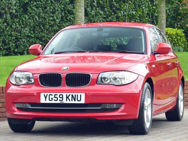 used BMW 116i SPORT in dorset