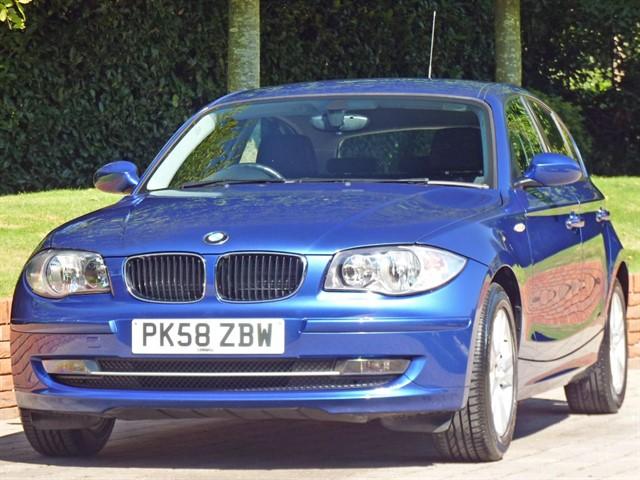 used BMW 116i SE in dorset