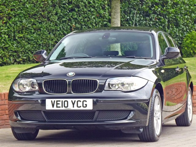 used BMW 116i 2.0 ES in dorset
