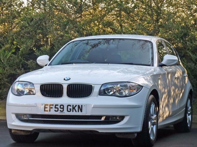 used BMW 116i 2.0 SE in dorset