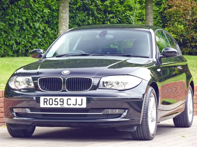 used BMW 118d 2.0 SPORT in dorset