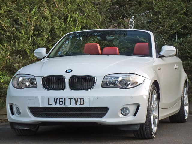 used BMW 118i SPORT CONVERTIBLE in dorset