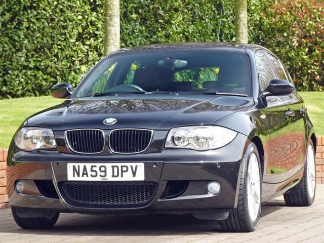 used BMW 118i 2.0 M SPORT in dorset