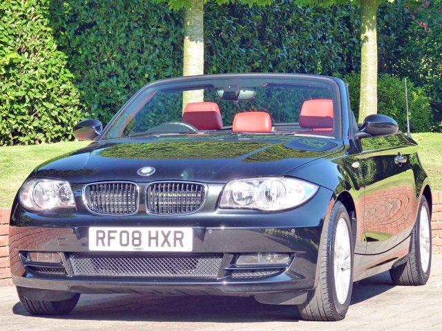 used BMW 120d 2.0 SE in dorset