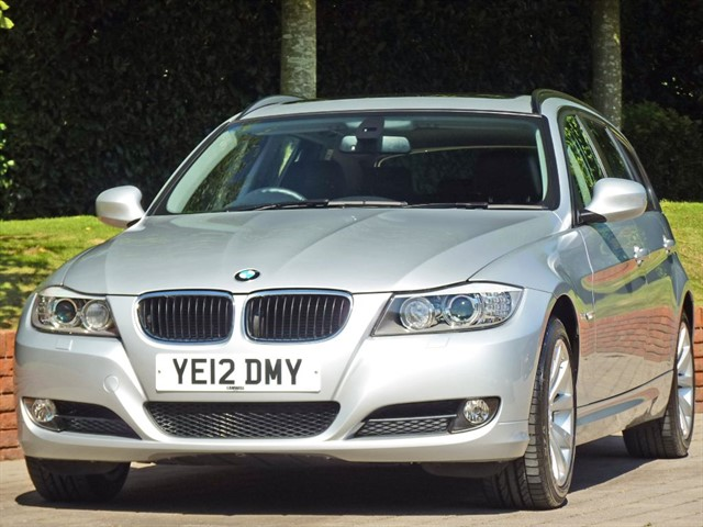 used BMW 318d 2.0 SE TURBO DIESEL TOURING in dorset