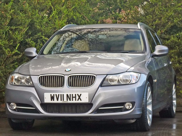used BMW 320d 2.0 EXCLUSIVE EDITION TOURING in dorset