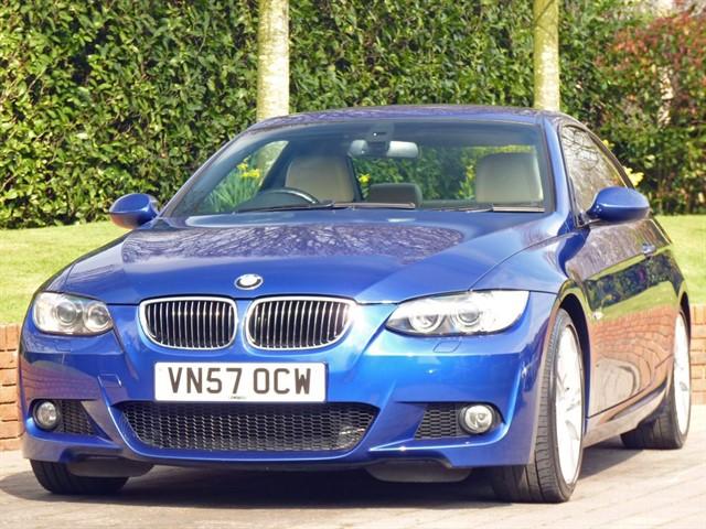 used BMW 325i M SPORT in dorset