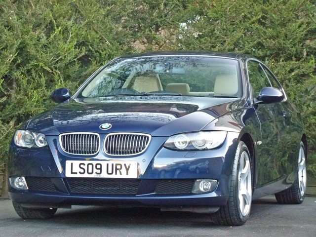 used BMW 325i 3.0 SE COUPE in dorset