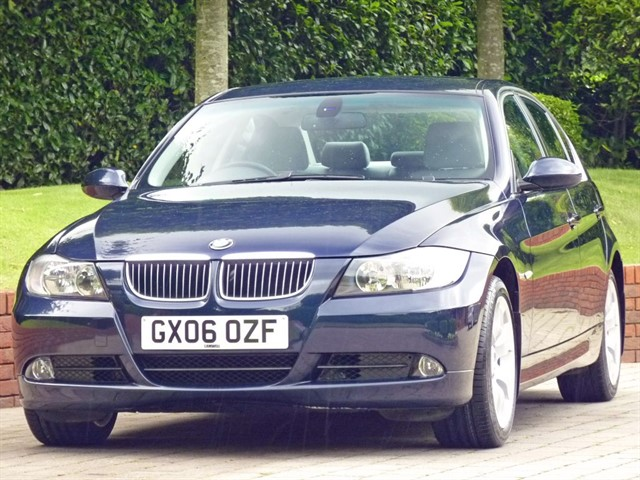 used BMW 325i SE Automatic in dorset