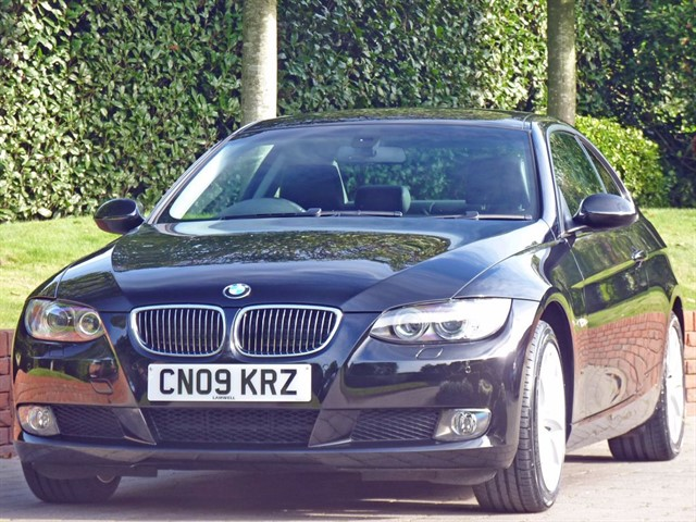 used BMW 330i 3.0 SE COUPE in dorset