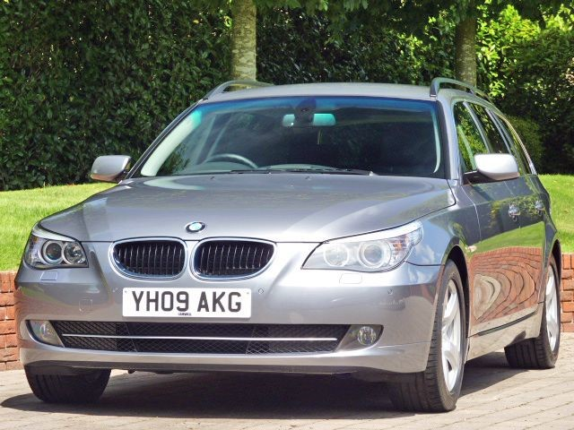 used BMW 520d  SE TOURING in dorset