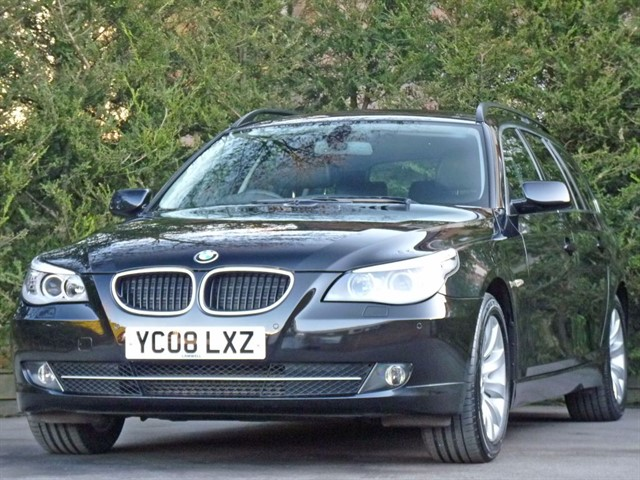 used BMW 520d 2.0 SE TOURING AUTOMATIC in dorset