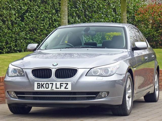 used BMW 520d SE in dorset