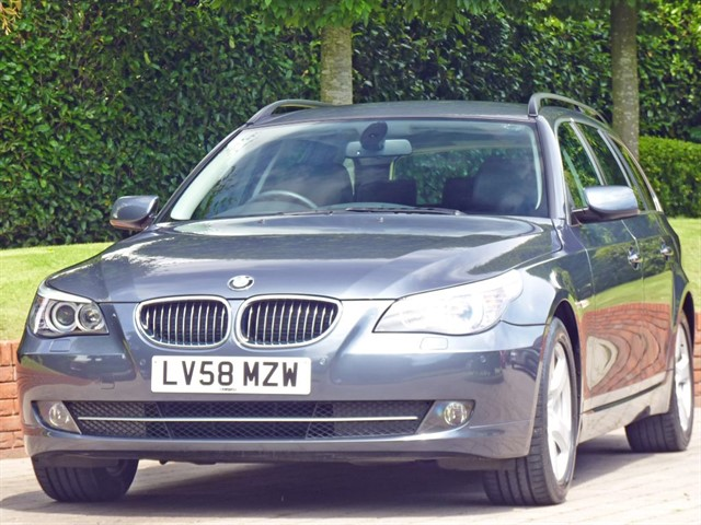 used BMW 523i SE TOURING AUTOMATIC in dorset