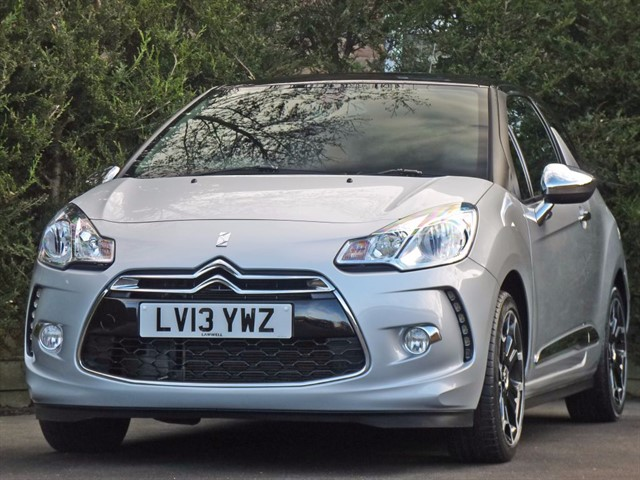 used Citroen DS3 DSTYLE 1.6 VTi AUTOMATIC in dorset
