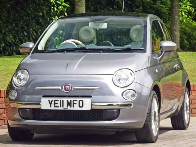 used Fiat 500 LOUNGE MULTIJET TURBO DIESEL in dorset