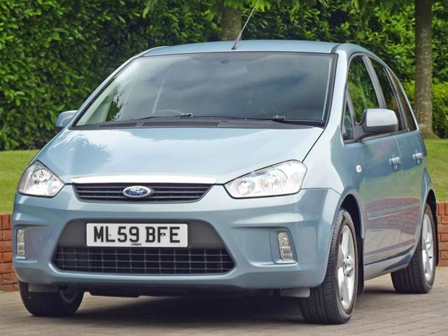 used Ford C-Max ZETEC in dorset