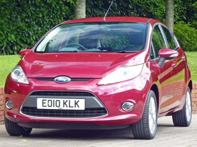 used Ford Fiesta 1.4 ZETEC 16V in dorset