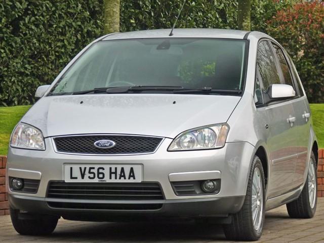 used Ford C-Max GHIA in dorset