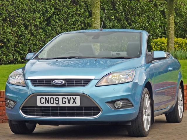 used Ford Focus CC 3 in dorset