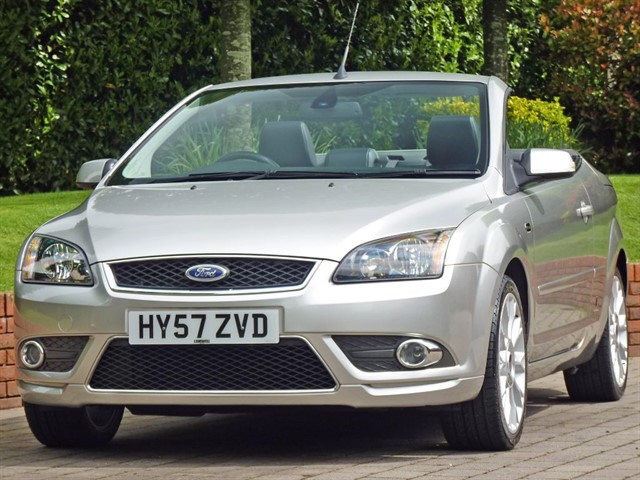 used Ford Focus CC-3 Automatic in dorset
