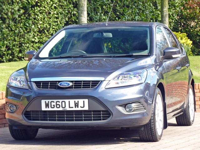 used Ford Focus 1.6 TDCI ZETEC  in dorset